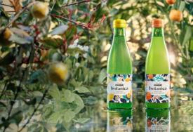 NOVITET IZ SARAJEVSKOG KISELJAKA Pred kupcima blago gazirano piće na bazi mineralne vode, obogaćeno voćem i aromatičnim biljem
