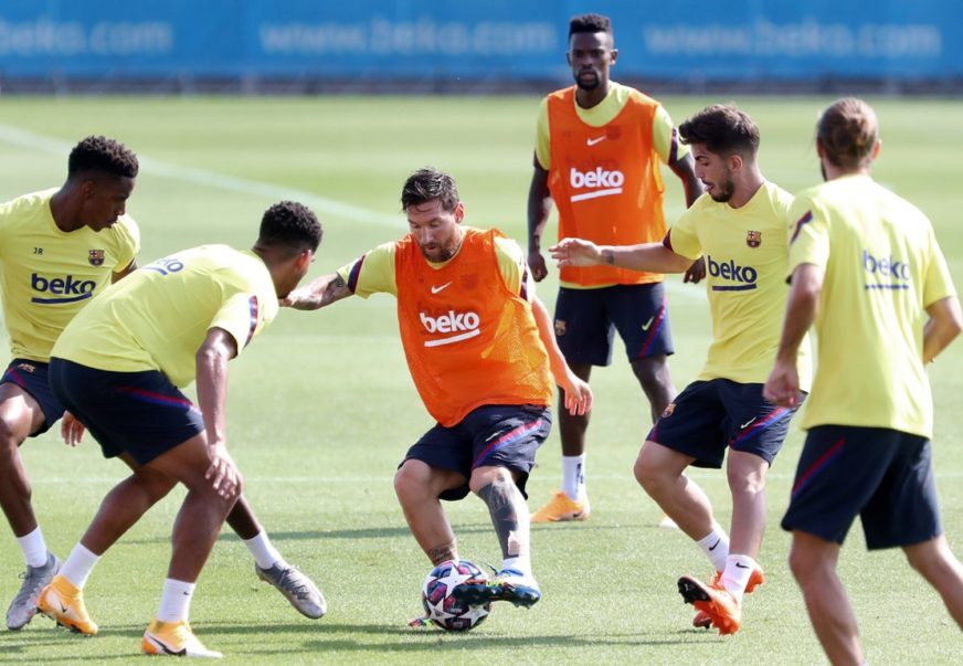 FOTO: SPAIN SOCCER UEFA CHAMPIONS LEAGUE