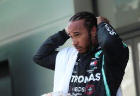 DOMINACIJA MERCEDESA U KATALONIJI Hamilton najbrži u kvalifikacijama, Botas iza njega
