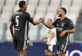 Lion postao PRVI FRANCUSKI KLUB koji je IZBACIO Juventus u nokaut fazi evropskih takmičenja