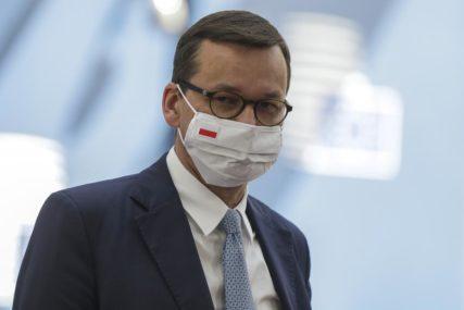 POLJSKA UPUTILA NOTU BJELORUSIJI Moravjecki pozvao na oslobađanje uhapšenih članova opozicije