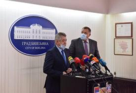 """DODIK POSLIJE SASTANKA SA MIĆIĆEM """"Bijeljina ima snažnu podršku Vlade Srpske"""""""