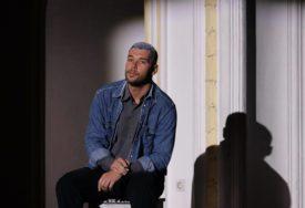"""Monodrama """"Ima neka tajna veza"""" Milana Dimića izvedena u Banskom dvoru"""