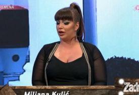 SVE IZNENADILA IZGLEDOM Miljana Kulić prvi put u sudiju sa 103 KILOGRAMA