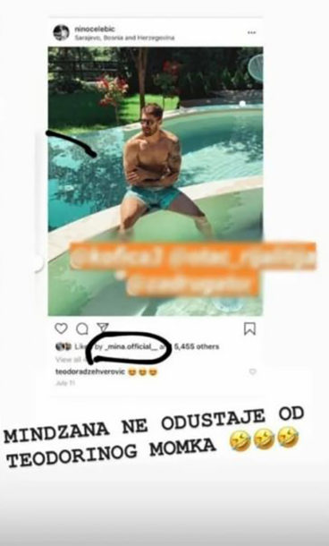 Foto: Nino Čelebić/Instagram screenshot