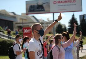 DEMONSTRACIJE U MINSKU Uhapšeni navodni koordinatori protesta