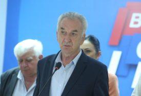 """""""OSTVAREN CILJ STRANKE"""" Šarović zadovoljan jer u većini opština i gradova SDS ima SVOJE KANDIDATE"""