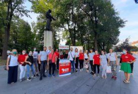 """""""SADAŠNJOST I BUDUĆNOST REPUBLIKE"""" Socijalisti obilježili Međunarodni dan mladih"""