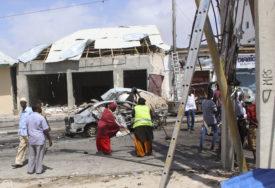 TERORISTIČKI NAPAD U MOGADIŠU Eksplodirao automobil bomba na plaži kod luksuznog hotela, 10 osoba poginulo