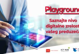 M:TEL PLAYGROUND Podrška digitalizaciji malih i srednjih preduzeća