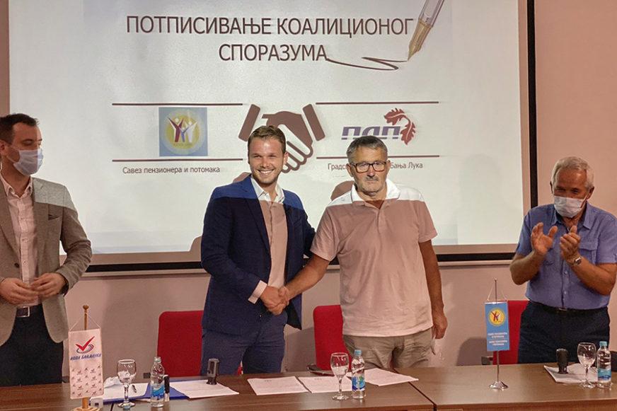 OLAKŠATI ŽIVOT STARIJOJ POPULACIJI Savez penzionera i potomaka podržao Stanivukovića