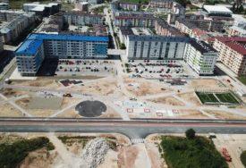 PARK VELIKANA U CENTRU GRADA DO OKTOBRA Novo mjesto za odmor i rekreaciju u Istočnom Novom Sarajevu (FOTO)