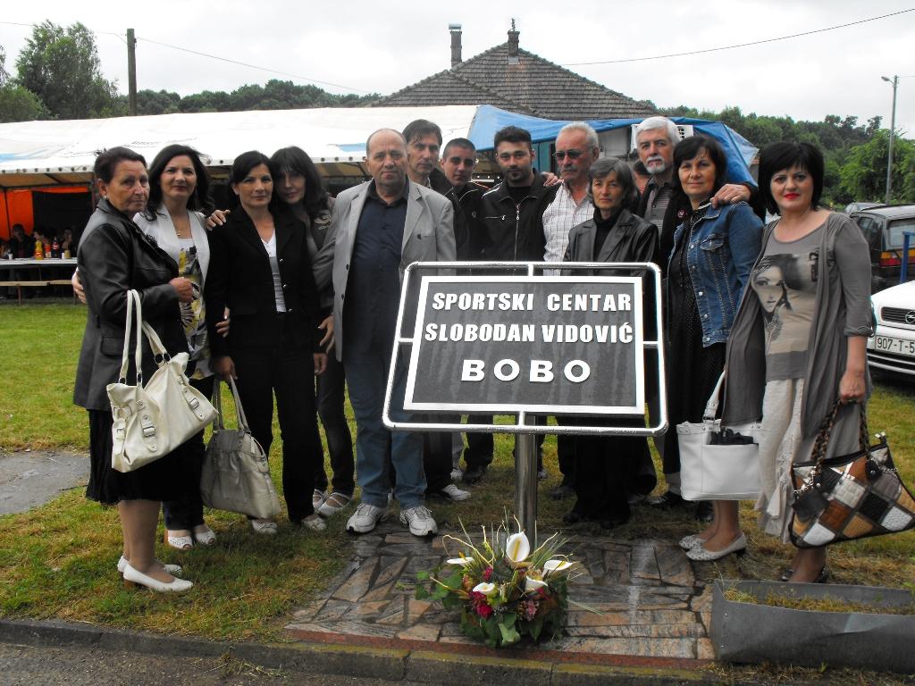 Porodica Vidović sa primaocima organa i njihovim porodicama