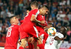 """""""LAV JAŠIN"""" ČEKA """"ORLOVE"""" Rusija u ligi nacija domaćin na stadionu Dinama"""
