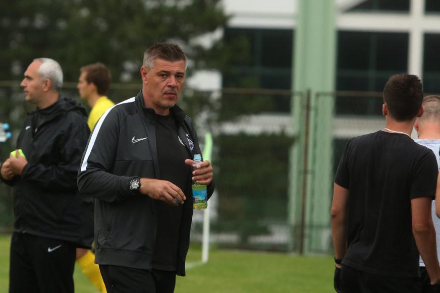 ODBIJENA OSTAVKA Milošević ostaje trener Partizana