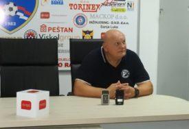 ZADOVOLJAN PRVOM POBJEDOM Petrović: Pratimo tržište, tražimo pojačanja