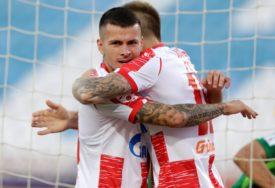 SJAJAN START Spiridonović: Nije bitno ko daje golove