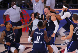 DRAMA U NBA Denver pred eliminacijom, nestvarni Dončić (VIDEO)