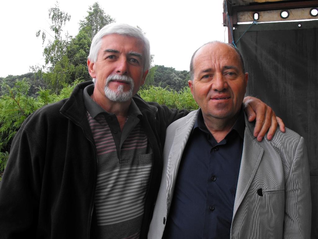 Todor Budić i Meho Ibrić