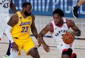 UZBUDLJIVA NBA NOĆ Šampion Toronto BOLJI OD Lejkersa, Voren sa 53 poena ostvario REKORD KARIJERE (VIDEO)