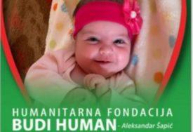 UNA VODI TEŠKU BITKU Pomozimo ovoj djevojčici da ima bezbrižno djetinjstvo