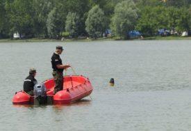 TRAGIČAN KRAJ POTRAGE Tijelo Dragija, koji je skočio u Veliku Moravu da spasi suprugu, pronašao ribar