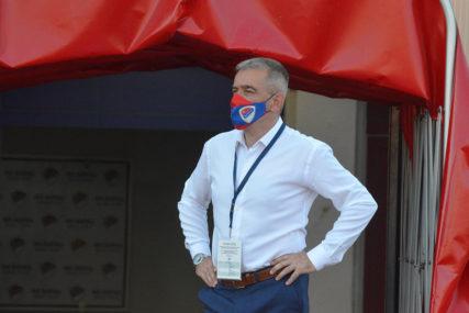 """""""BILO JE RAZNOVRSNIH AKCIJA"""" Jagodić prezadovoljan igrom i rezultatom Borca"""