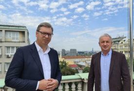 BORENOVIĆ I VUČIĆ SAGLASNI Jasno definisana trajna pozicija Srpske