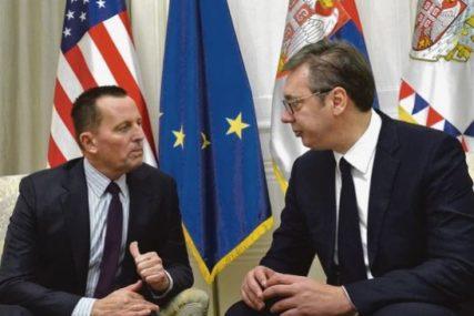 """""""PRITISKAĆE SRBIJU DA POTPIŠE SPORAZUM"""" Ker-Lindzi ističe da SAD treba pobjeda, a vide je na slučaju KOSOVA"""
