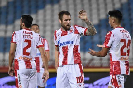 ZVEZDA IDE NA KIPAR Omonija naredni protivnik šampiona Srbije