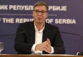 DOBILI ZVANIČNU AGENDU Vučić: Očekujem iznenađenje na sastanku u Vašingtonu