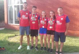 SEDMA TITULA ZA AK PRNJAVOR Čajić osvojila bronzanu medalju