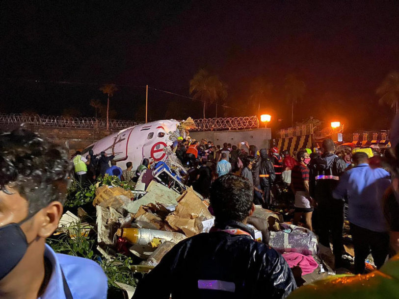 POGINULO 15 OSOBA Raste broj mrtvih i povrijeđenih u avionskoj nesreći