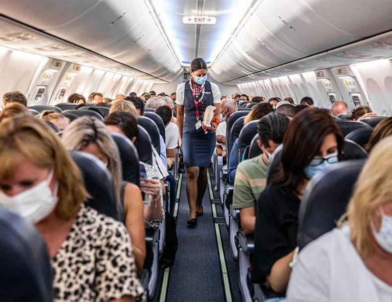UGROŽENO SEDAM MILIONA RADNIH MJESTA Broj putnika u avionima manji za 60 posto