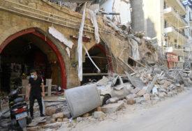 """ŠOK IZJAVA PREDSJEDNIKA LIBANA """"Moguće da je uzrok eksplozije u Bejrutu RAKETA ILI BOMBA"""""""