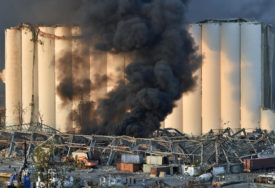 POGINULO NAJMANJE DESET OSOBA Još nije poznat uzrok eksplozije u Bejrutu