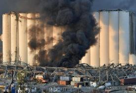 """""""AUTOMOBILI SU LETJELI DO TREĆEG SPRATA"""" Novinari sa lica mjesta svjedoče o UŽASU poslije eksplozije u Bejrutu"""