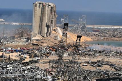 NEKO JE DAVAO ZNAKE ŽIVOTA Spasioci i nakon mjesec dana pretražuju ruševine eksplozije u Bejrutu