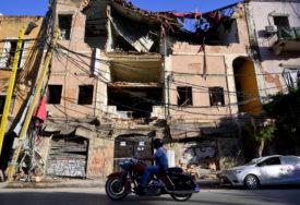 STRAH OD ŠIRENJA ZARAZE Nakon strašne eksplozije u Bejrutu BLOKADA ZBOG KORONE