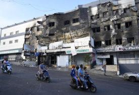 EKSPLOZIJA POGORŠALA SIROMAŠTVO Više od polovine Libanaca izloženo krizi sa hranom