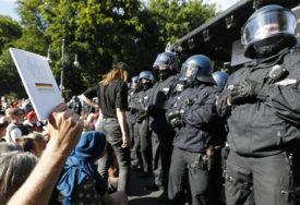 AKO ŽELE NA PROTESTE MORAJU NOSITI MASKE Gradske vlasti u Berlinu uvode nove mjere uprkos demonstracijama