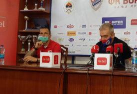 BORAC DOČEKUJE SLOBODU Jovanović: Biće teže nego protiv Mladosti, ali očekujemo pobjedu