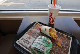 Radnika Burger Kinga ubili zbog KAŠNJENJA PORUDŽBINE