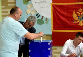 IZBORI U CRNOJ GORI Šest koalicija i političkih stranaka predalo liste