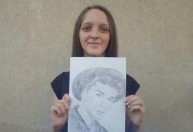"""""""ŽELIM DA SLIKAM KAO SALVADOR DALI"""" Dragana je mlada umjetnica iz Bileće i njena djela su NESTVARNA"""