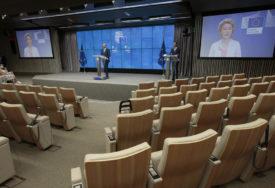 ODBAČENI REZULTATI IZBORA Brisel najavio finansijske sankcije protiv BJELORUSKIH ZVANIČNIKA