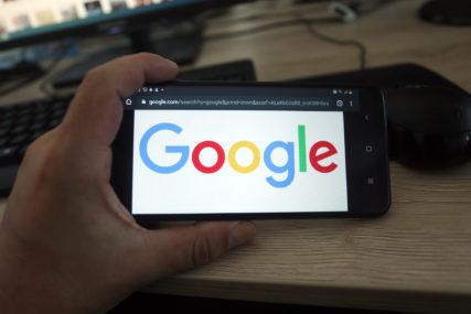 Tehnološki gigant može da prevari potrošače: Gugl kažnjen sa 1,1 MILION EVRA