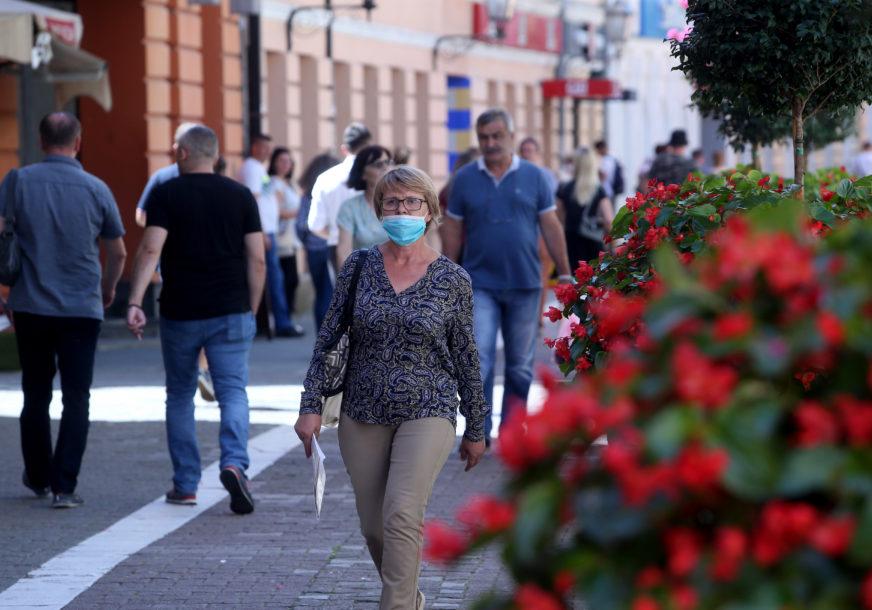 Blage simptome korone ima 94 ODSTO ZARAŽENIH: U Republici Srpskoj AKTIVNO 2.759 slučajeva