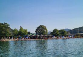 MORE ZAMIJENILI TREBINJSKIM KUPALIŠTIMA Domaći gosti se rado odlučuju za odmor na jugu Srpske