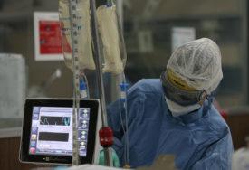 KORONA UZIMA DANAK U ovoj zemlji svakih sedam minuta od virusa umre jedna osoba